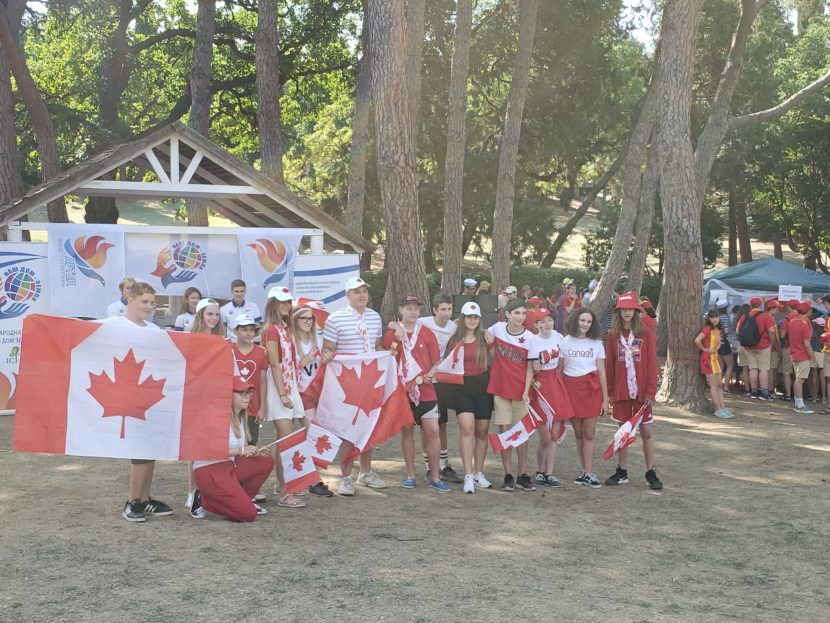 «Мы разные — мы равные». Дети из Канады побывали в Артеке