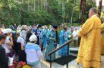 Торжества по случаю праздника Смоленской иконы Божией Матери прошли в Онтарио