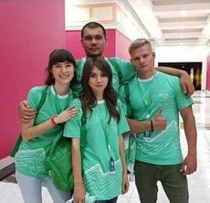 Международный молодежный образовательный форум «Евразия Global» проходит в Оренбургской области