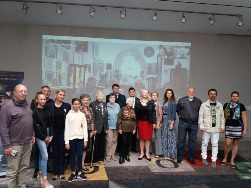«Балет. Впереди планеты всей». В Торонто прошла благотворительная акция, приуроченная к 110-летию Галины Улановой