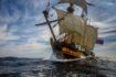 Под российским триколором. Исторический корабль «Штандарт» отмечает 20-летие
