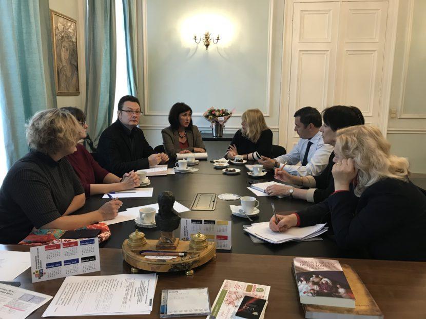 Делегация Госдумы приняла участие в заседании КС соотечественников в Бельгии