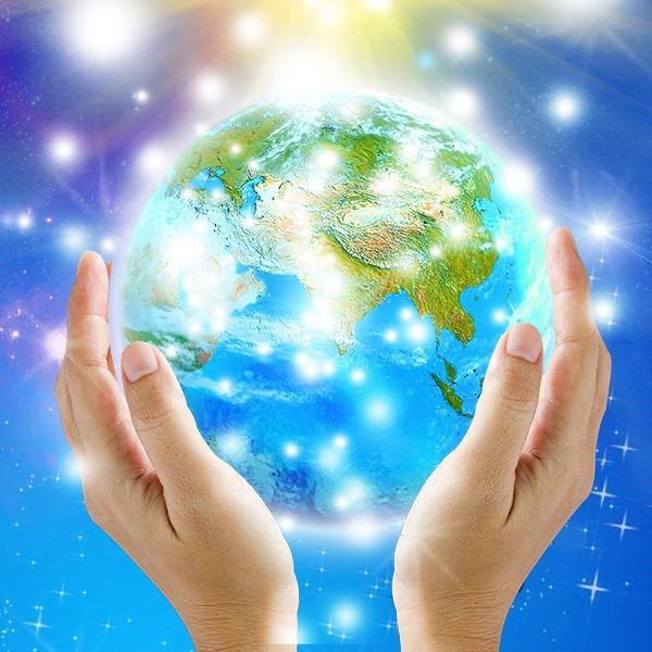 Глобальная детская медитация Global kids meditation «Happy Planet» пройдет 20.03.2020