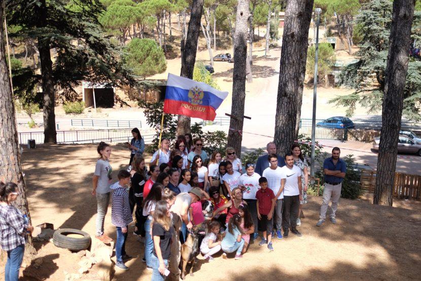Ливан стал первым местом проведения международного квеста к 75-летию Победы