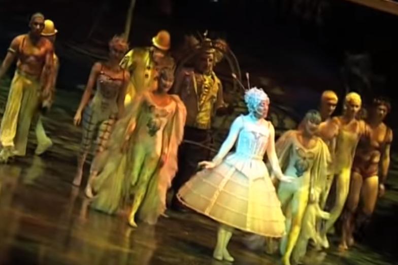 Cirque du Soleil побывал в гостях у консула РФ в Канаде