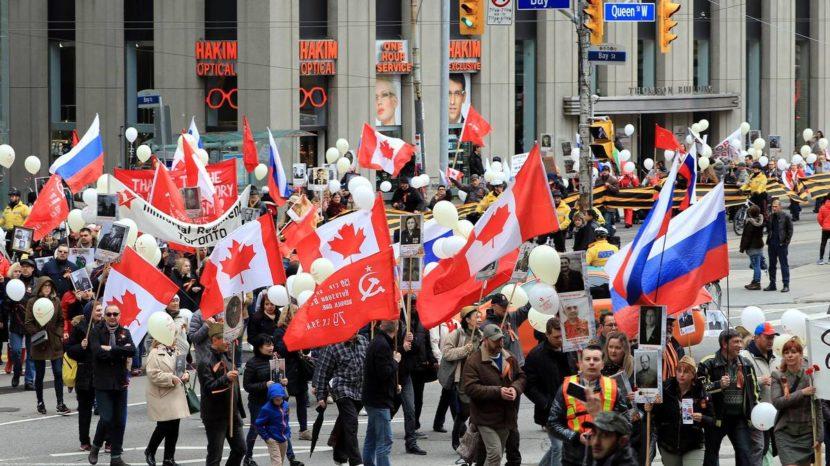 Подготовка к празднованию 71-й годовщины Победы началась в Торонто