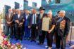В Иерусалиме состоялась торжественная церемония закладки монумента героям блокадного Ленинграда