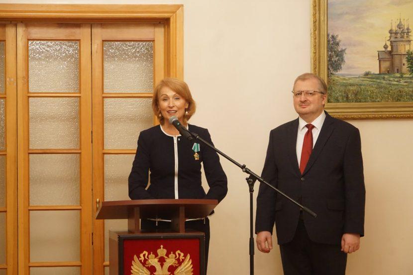 Орденами Дружбы Россия наградила граждан Канады