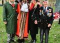 В Великобритании в День поминовения вспоминали погибших во время войн