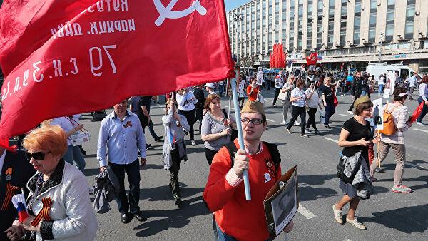 «Бессмертный полк России» запускает новый проект в Год Памяти и Славы