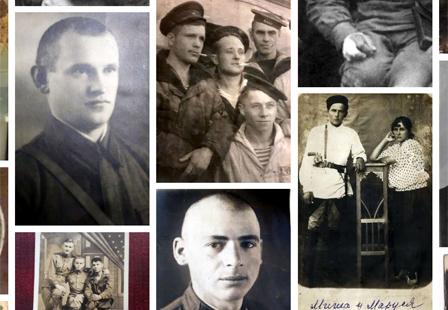 Ко Дню Неизвестного солдата.  Поиск родственников, прошедших войну, продолжается