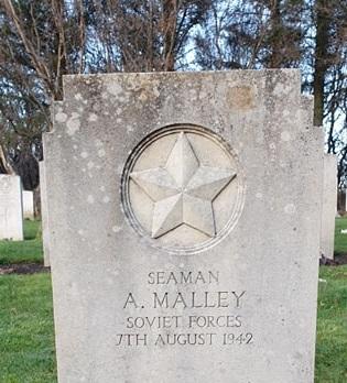 Накануне 3 декабря приоткрылась тайна А. Малея, «Неизвестного Солдата» Исландии