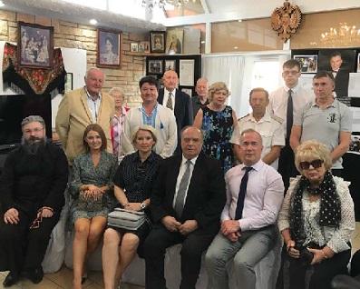 «Переселение в Россию: проблемы и решения» — собрание в 1-м Русском музее в Австралии