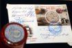 В честь 150-летия Донецкой железной дороги выпущены почтовый блок и 4 конверта