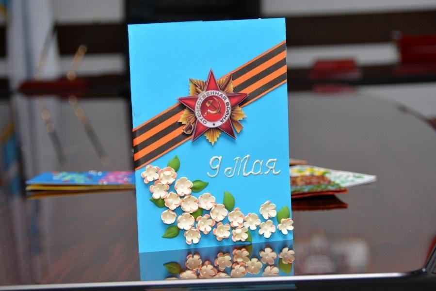 Сувениры и открытки к 9 мая своими руками