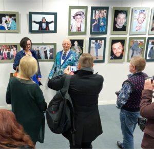 В Лондоне открылась выставка известного фотокорреспондента русской прессы Никиты Ситникова
