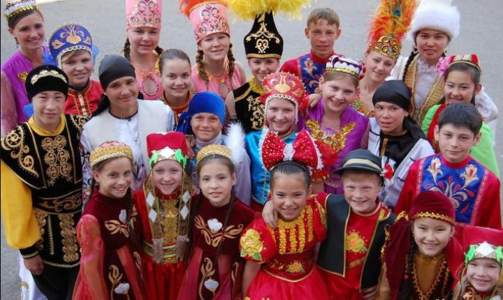 Очередной город примет фотовыставку «Многонациональная Россия». Санкт-Петербург