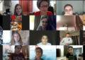 Молодежь из разных стран приняла участие в международной онлайн-встрече «Пока память жива»