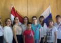 Соотечественники поздравили Россию с праздником