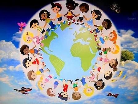 Соотечественники в Великобритании запустили проект «Мир глазами детей»