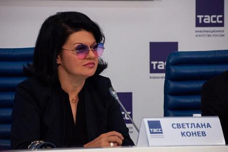 Светлана Конев: «Везде, где живут русскоязычные люди, идет Бессмертный полк!»