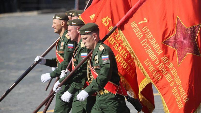 Парад Победы на Красной площади 24 июня пройдет по образцу 1945 года