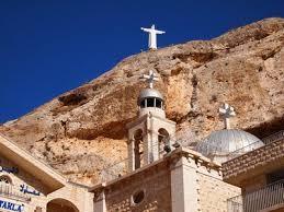 В сирийский женский монастырь Сейдная доставили гуманитарную помощь