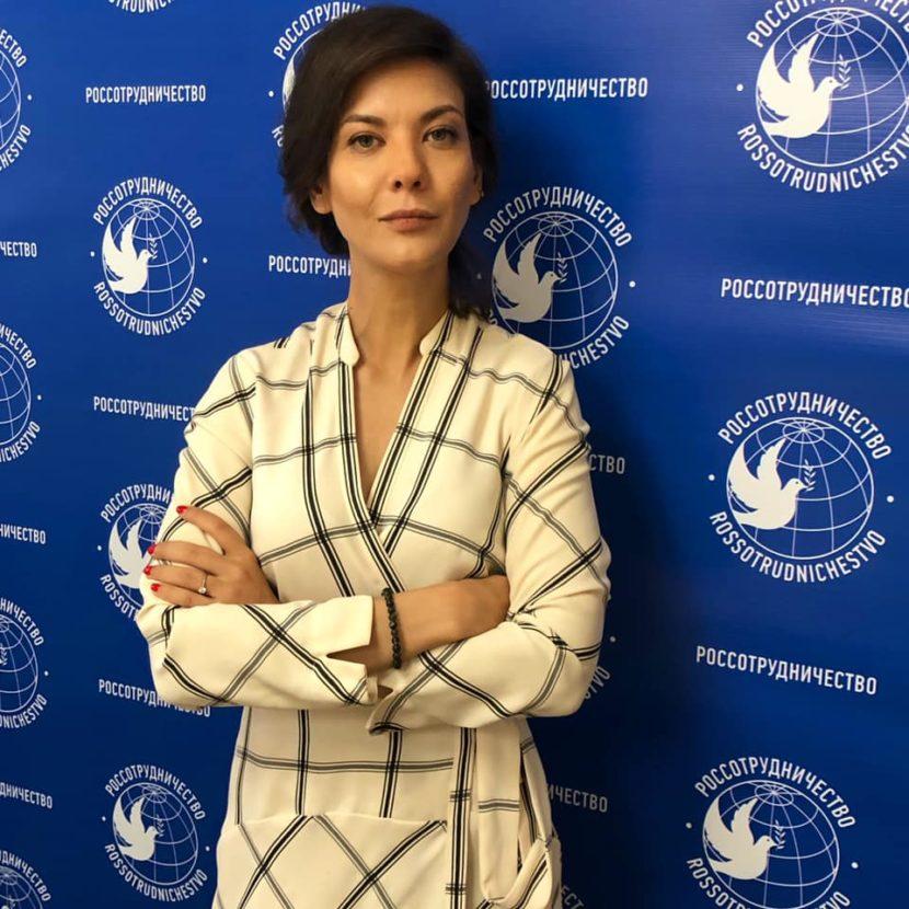В Россотрудничестве — новый пресс-секретарь