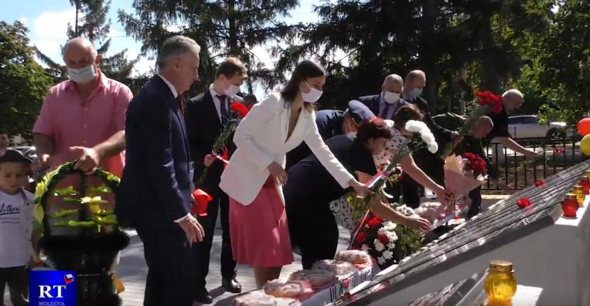 ПОБЕДА -75. МОЛДОВА — РОССИЯ. ЛЕТОПИСЬ ПАМЯТИ И СЛАВЫ