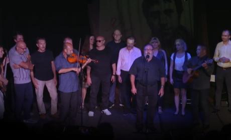 «Сорок лет без Высоцкого». Вечер памяти поэта, актера и музыканта в Торонто