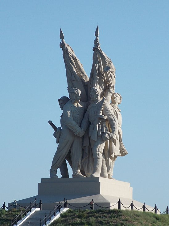 «Встреча фронтов». 23 ноября 1942 года началось уничтожение нацистских войск вокруг Сталинграда