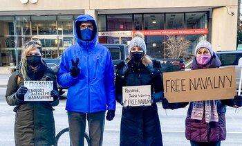 Как в Канаде отреагировали на акции в поддержку лже-отравленного «берлинского пациента»