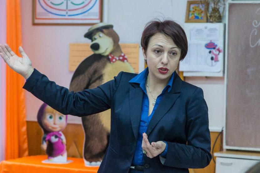 Победителем конкурса «Язык без границ» стала педагог из Белоруссии