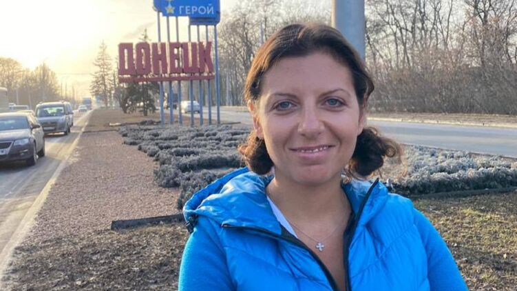 Россия, матушка, забери Донбасс домой — Маргарита Симоньян