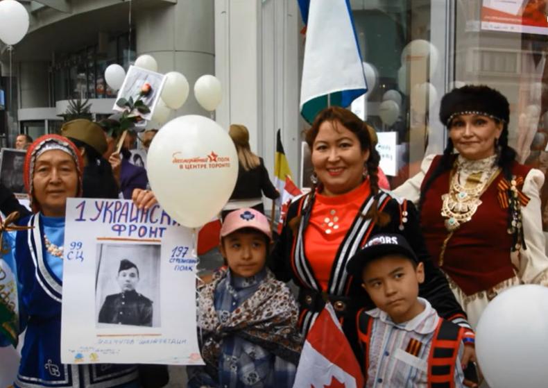 Курултай Башкир Канадыучаствует в конкурсе видеороликов о Великой Отечественной