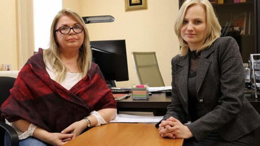 Московский Дом соотечественника посетила издатель Canadapress.ru Ирина Миньковская