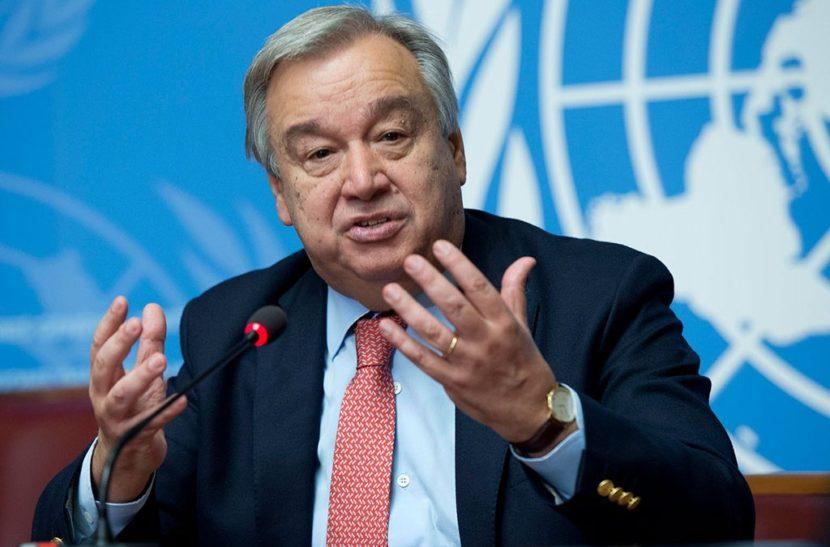 Глава ООН на саммите по климату: мировые лидеры должны принять срочные меры по борьбе с глобальным потеплением