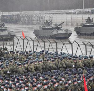 В Москве проходят репетиции Парада Победы - 2021
