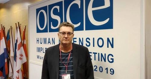 Правозащитнику Сергею Середенко, арестованному в Эстонии, требуется помощь соотечественников