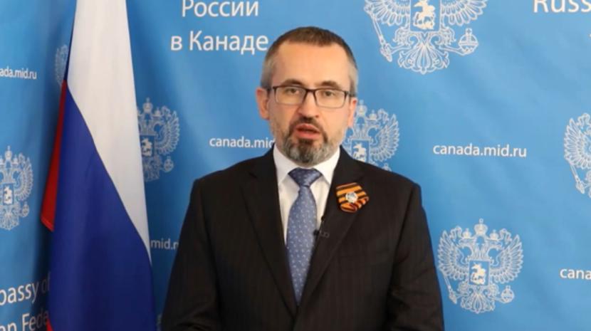 Посол России в Канаде поздравил соотечественников с Днем Победы