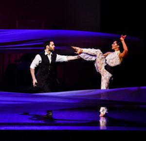 Знаменитый Чеховский театральный фестиваль открылся в Москве