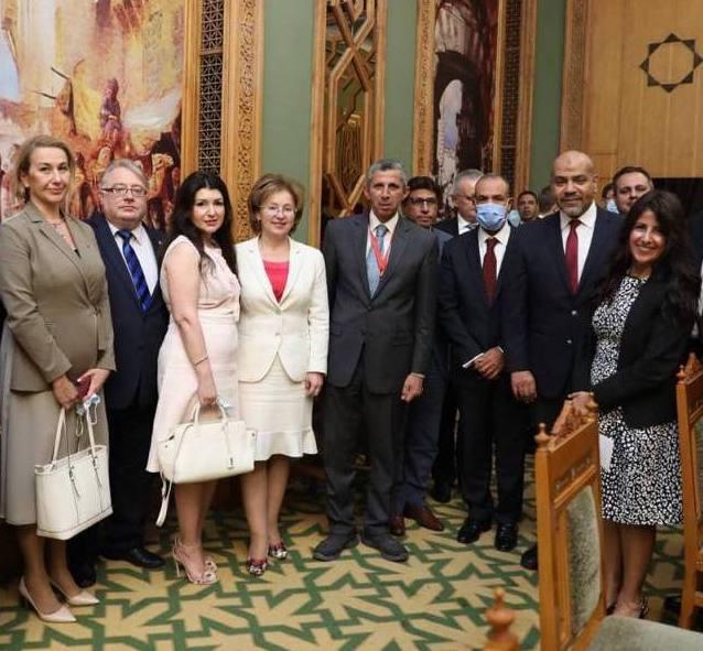 Россия и Египет возобновляют международное сотрудничество в сфере литературы