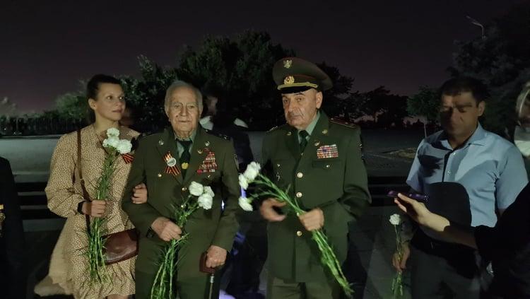 Армянские ветераны вместе с Русским домом в Ереване отметили 80-ю годовщину начала ВОВ