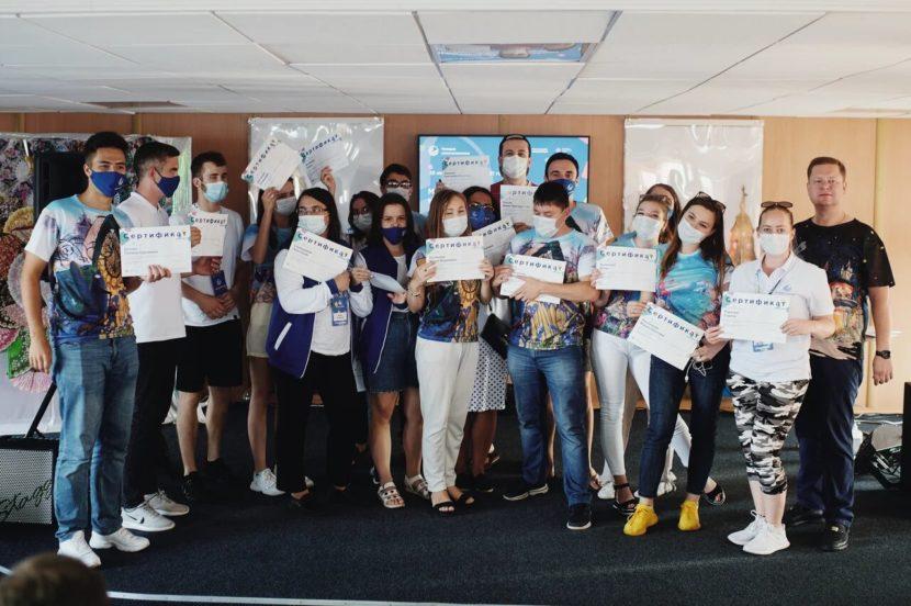 В России завершился Международный молодежный форум соотечественников