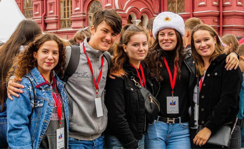 «Здравствуй, Россия!». Знакомиться с Москвой приедут дети соотечественников из-за рубежа