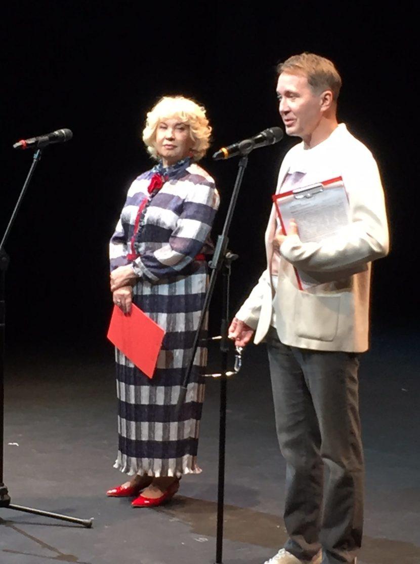 Канадский режиссер заканчивает работу над «Мастером и Маргаритой» в российском Театре Наций. Скоро премьера!